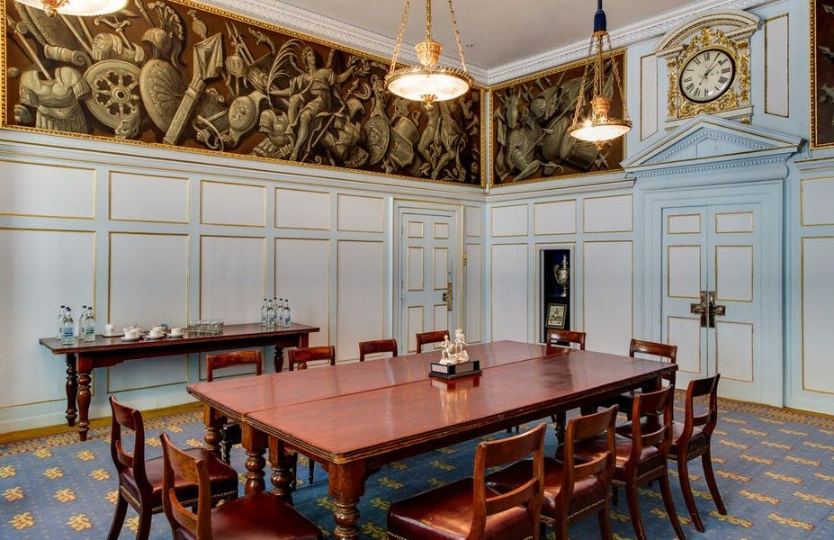 Photo of The Court Room at The HAC (Honourable Artillery Company)