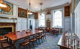 The Court Room at The HAC (Honourable Artillery Company)