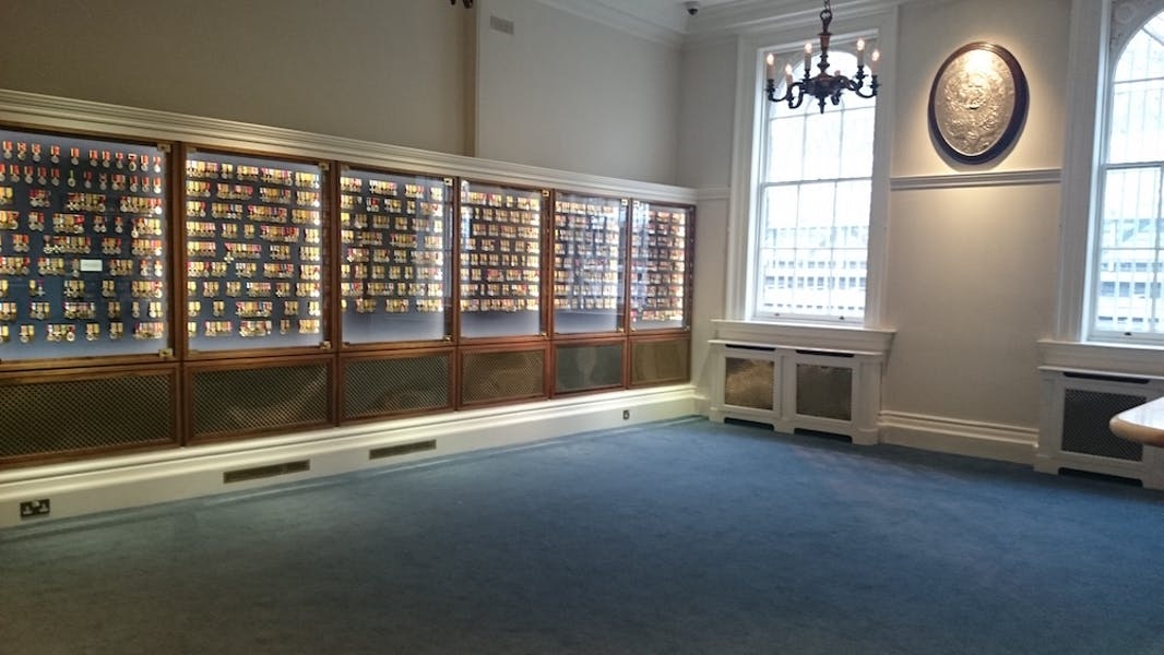 Photo of Medal Room at The HAC