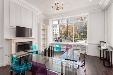 Hire Space - Venue hire Ground Floor Hub at 2 Soho Square - MeWe360
