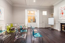 Hire Space - Venue hire First Floor Hub2 at 2 Soho Square - MeWe360