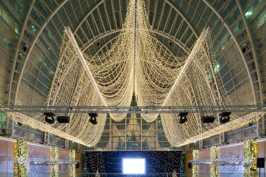 Photo of The Main Hall and Gallery  at The East Wintergarden