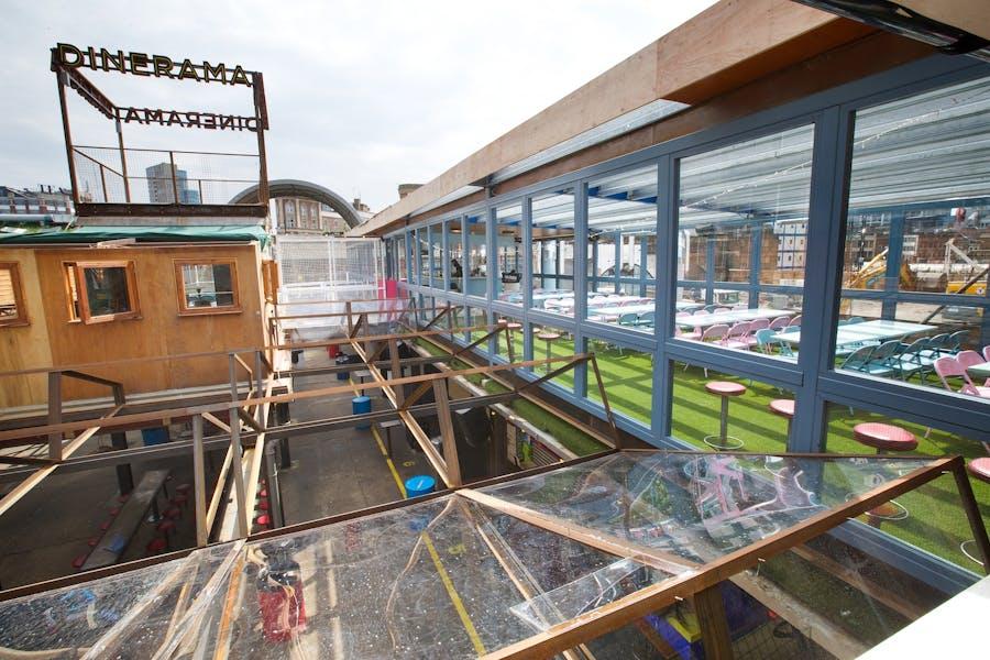 Photo of Ground Floor at Dinerama