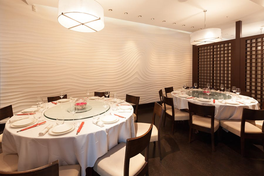 Photo of Private Dining Room 1 at Bright Courtyard Club
