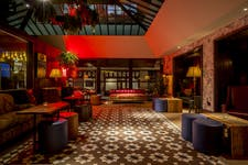 Hire Space - Venue hire Atrium Room at 100 Wardour Street