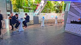 Hire Space - Venue hire Exhibition  at The Crystal