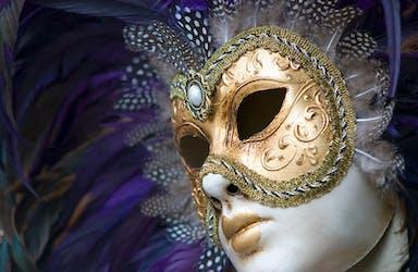 Hire Space - Venue hire Masquerade at Finsbury Square