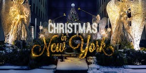 Hire Space - Venue hire Christmas in New York at Finsbury Square