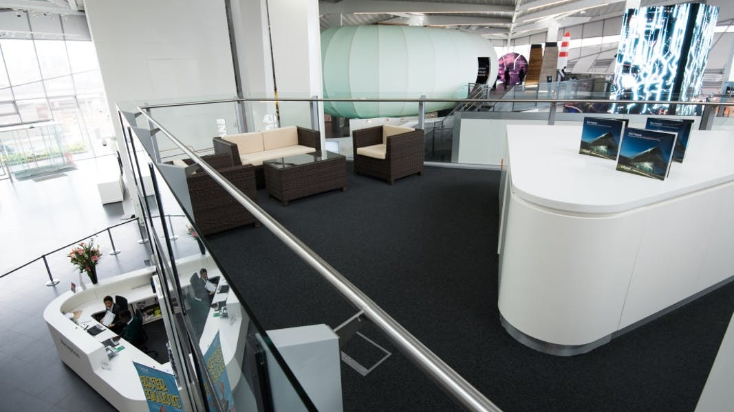 Photo of Business Lounge at The Crystal
