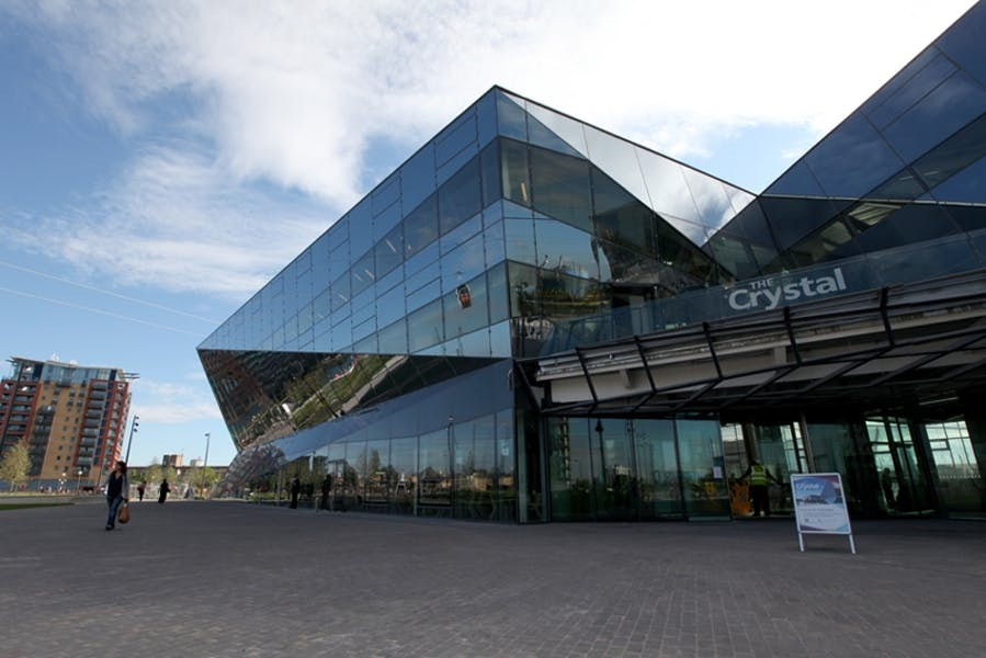 Photo of Outside Space at The Crystal
