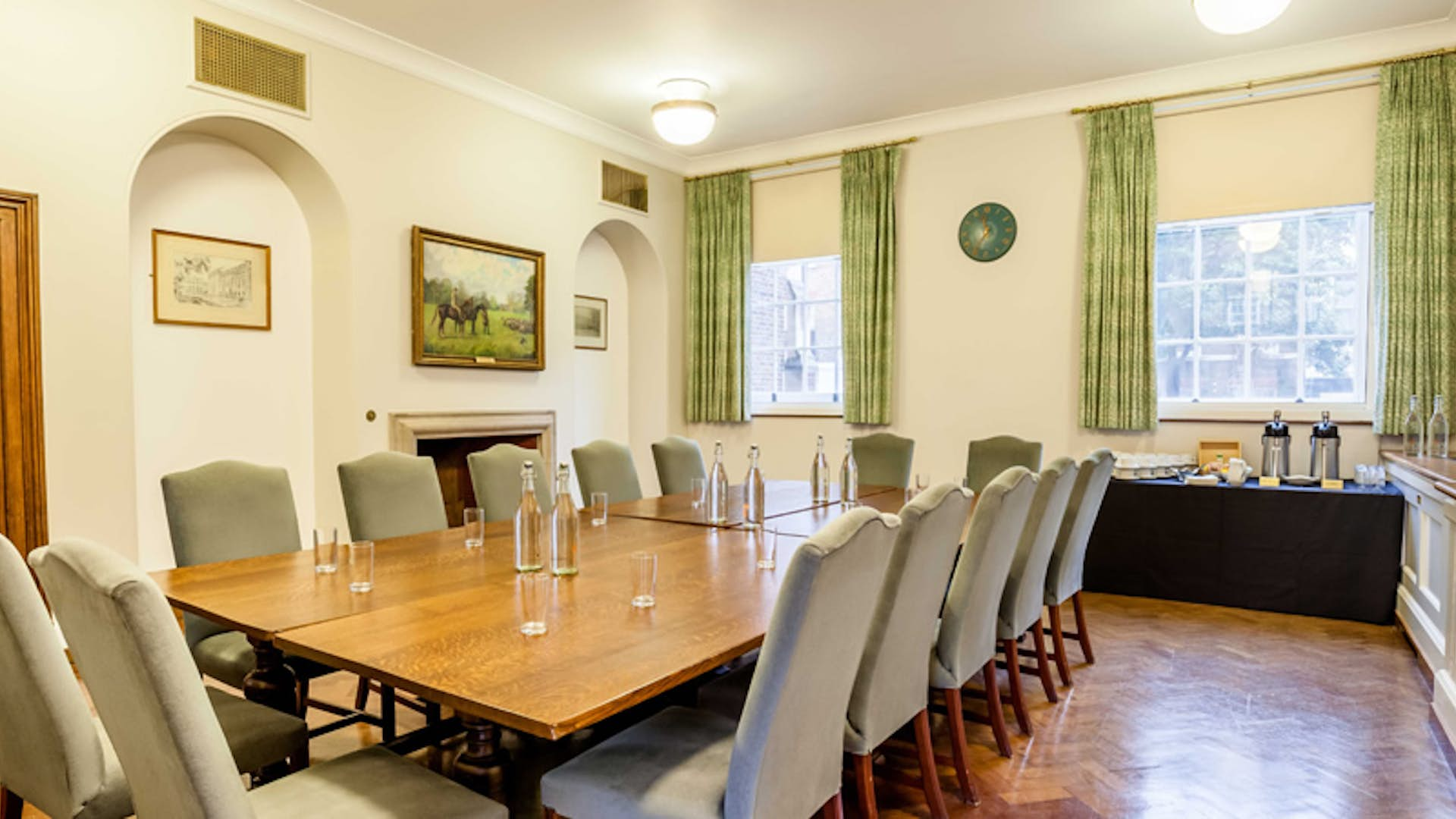 London House Small Common Room Goodenough College
