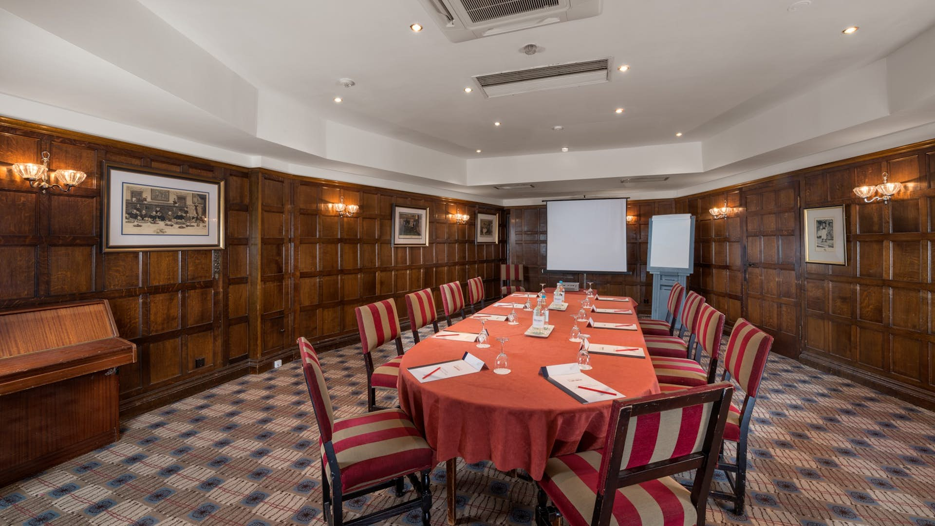 Small Private Dining Rooms Manchester