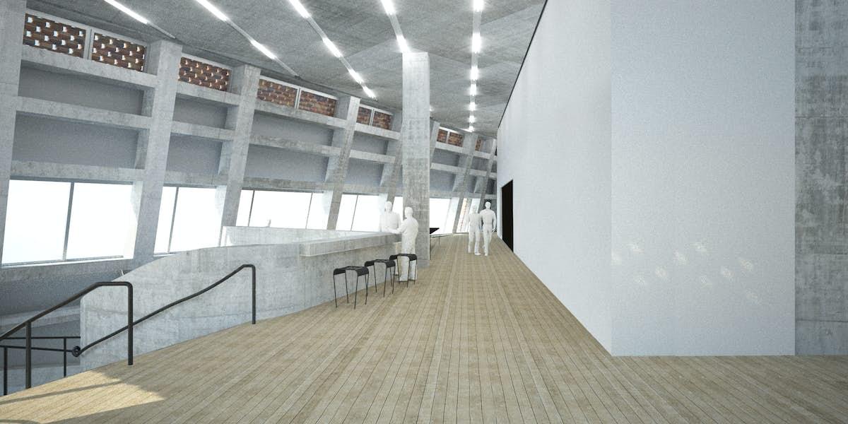Hire Tate Modern
