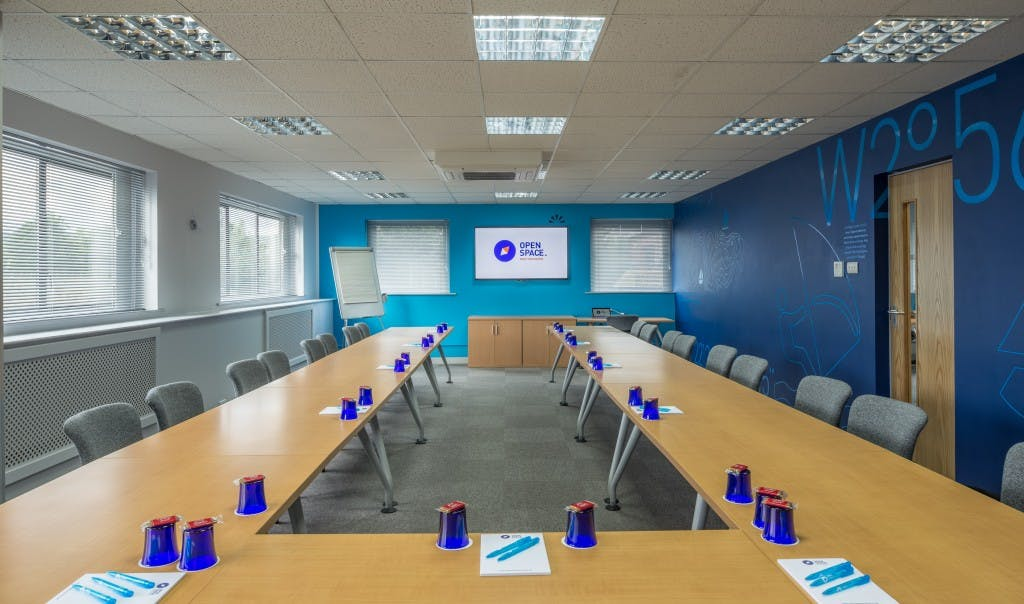 Hire open space meeting rooms