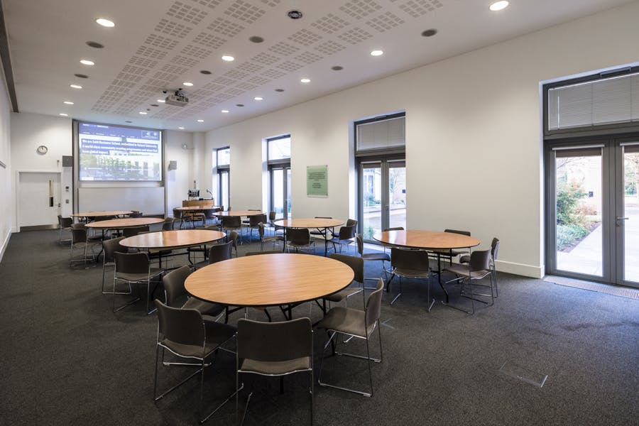 Photo of Seminar Room A  at Park End Street Venue, Saïd Business School, University of Oxford