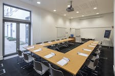 Photo of Small Seminar Rooms at Park End Street Venue, Saïd Business School, University of Oxford