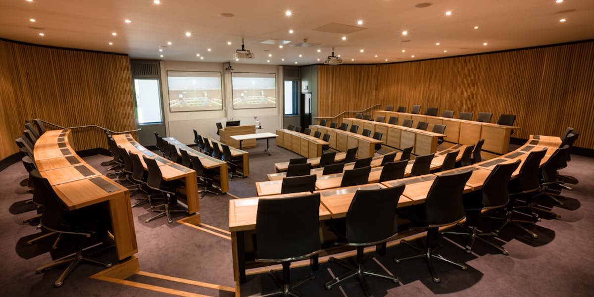 Harvard Business School Conference Rooms