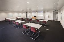 Photo of Classroom 2 at Park End Street Venue, Saïd Business School, University of Oxford