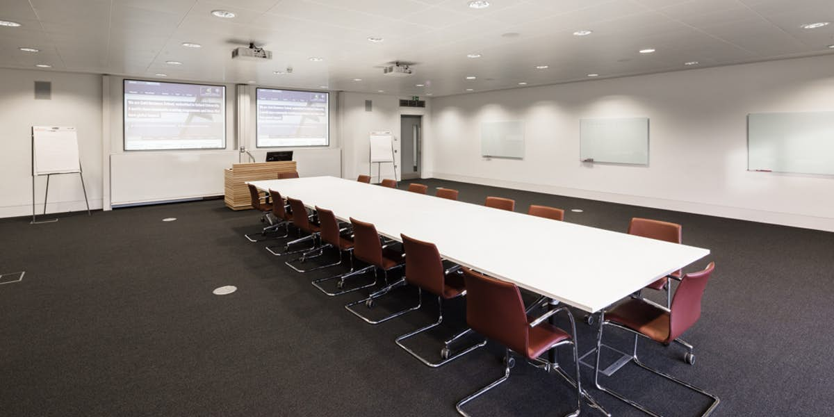 Harvard Business School Conference Rooms