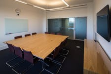 Photo of Seminar Rooms 1 -18 at Park End Street Venue, Saïd Business School, University of Oxford