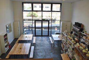 Hire Space - Venue hire Workshop/ Events Area at Regent's Canal Workshop
