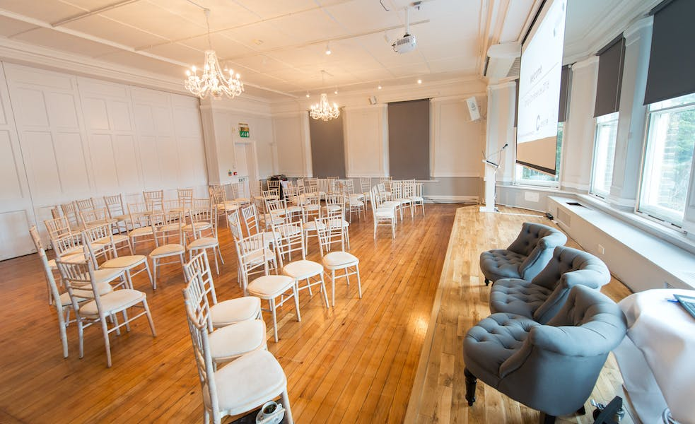 Photo of Event space at Winchester House