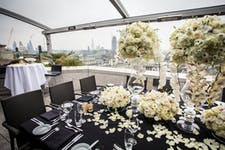 Hire Space - Venue hire Exclusive Hire  at Radio Rooftop London