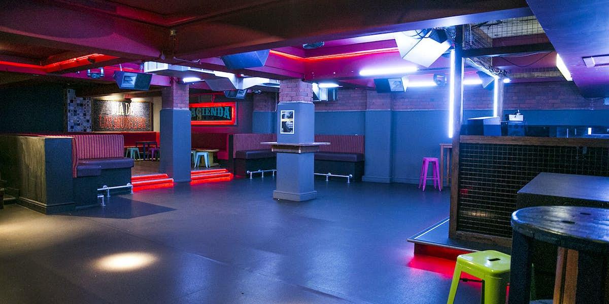 Black Dog Ballroom Karaoke