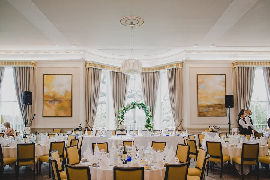 Photo of Mulberry Restaurant at Oatlands Park Hotel