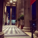 Hire Space - Venue hire Portico Terrace  at National Gallery