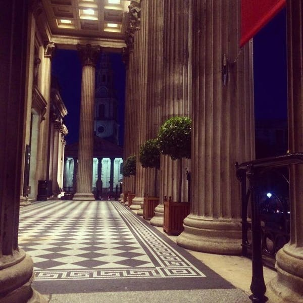 Photo of Portico Terrace  at National Gallery