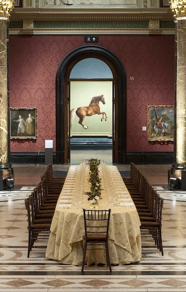 Photo of Barry Rooms at National Gallery