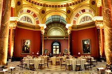 Hire Space - Venue hire Barry Rooms at National Gallery