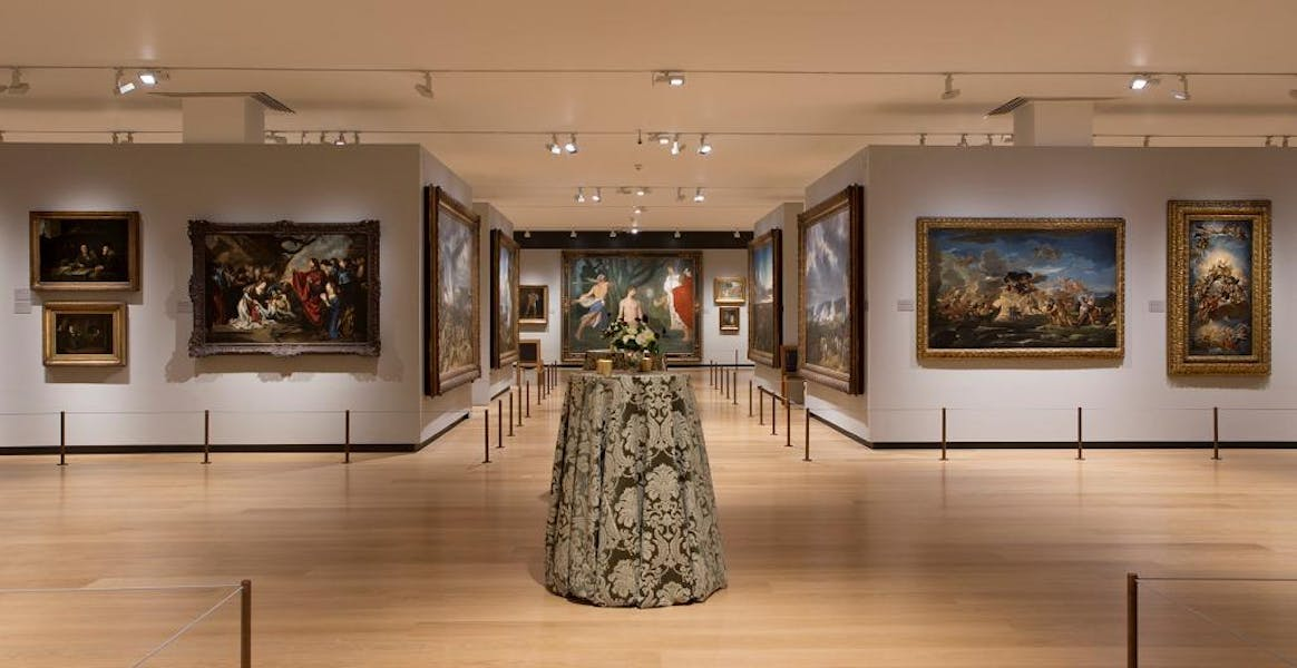 Photo of Gallery A at National Gallery