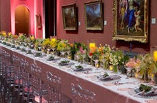 Hire Space - Venue hire Yves Saint Laurent Room at National Gallery