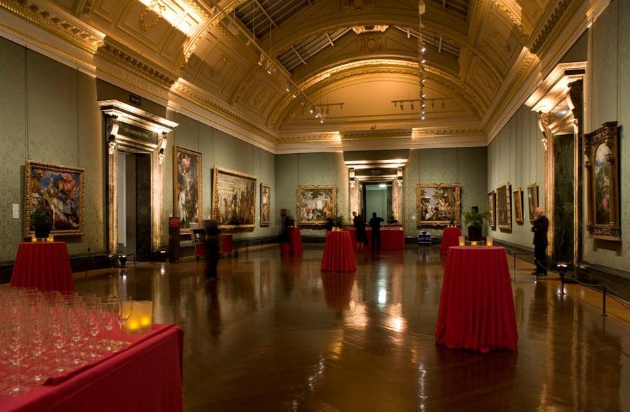 Photo of Wohl Room at National Gallery