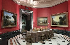 Hire Space - Venue hire Turner Room at National Gallery
