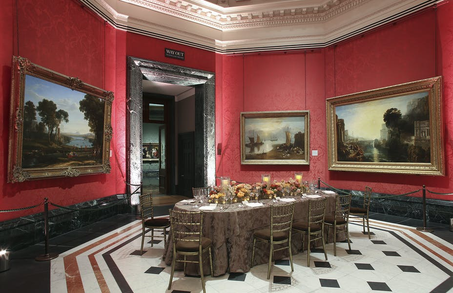 Photo of Turner Room at National Gallery