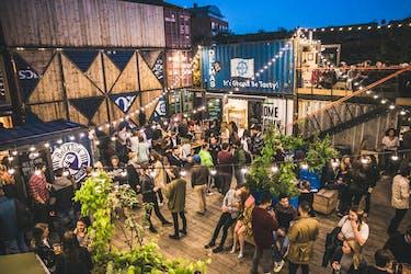 Hire Space - Venue hire Pop Box at Pop Brixton