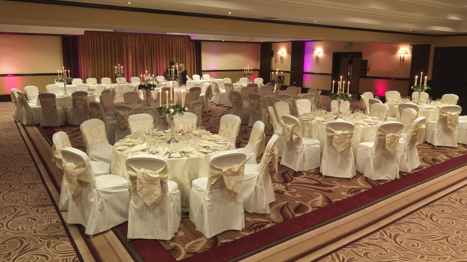 Roseberry Suite Weddings Hilton Edinburgh Grosvenor