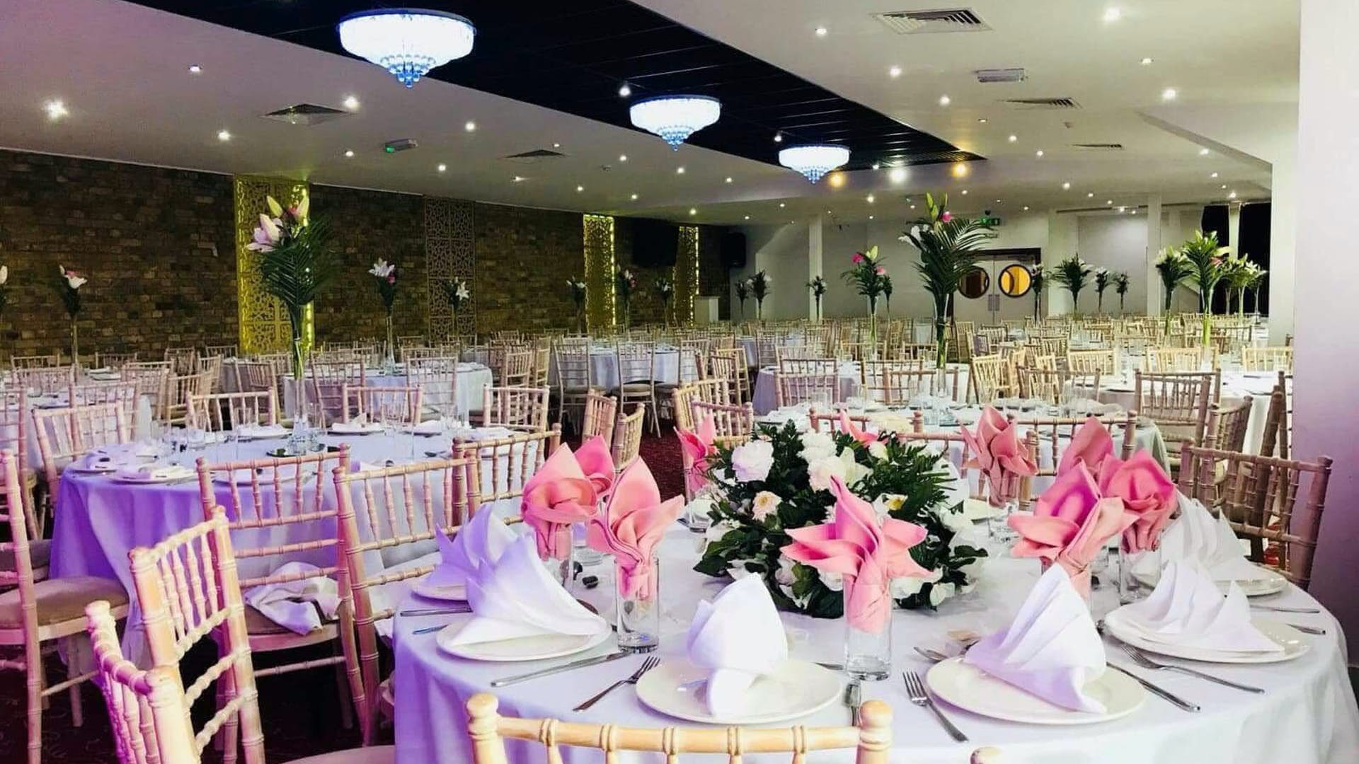 Starlite Suite | Weddings | Regents Lake Banqueting Venue