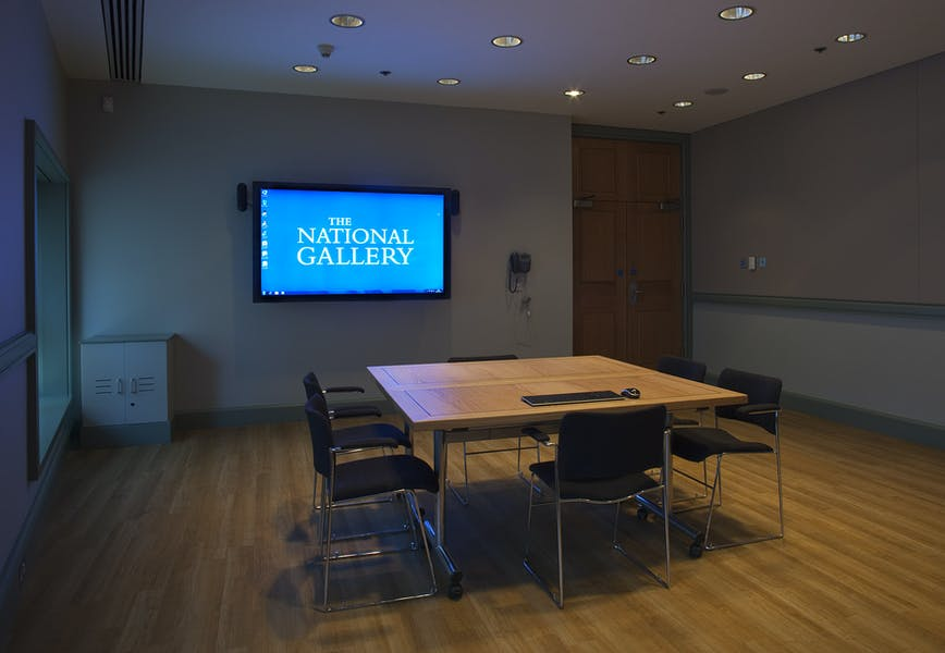 Photo of Conference Room 3 at National Gallery