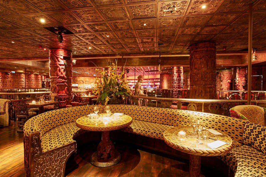 Photo of King Zwelithini Semi-private Dining at Shaka Zulu