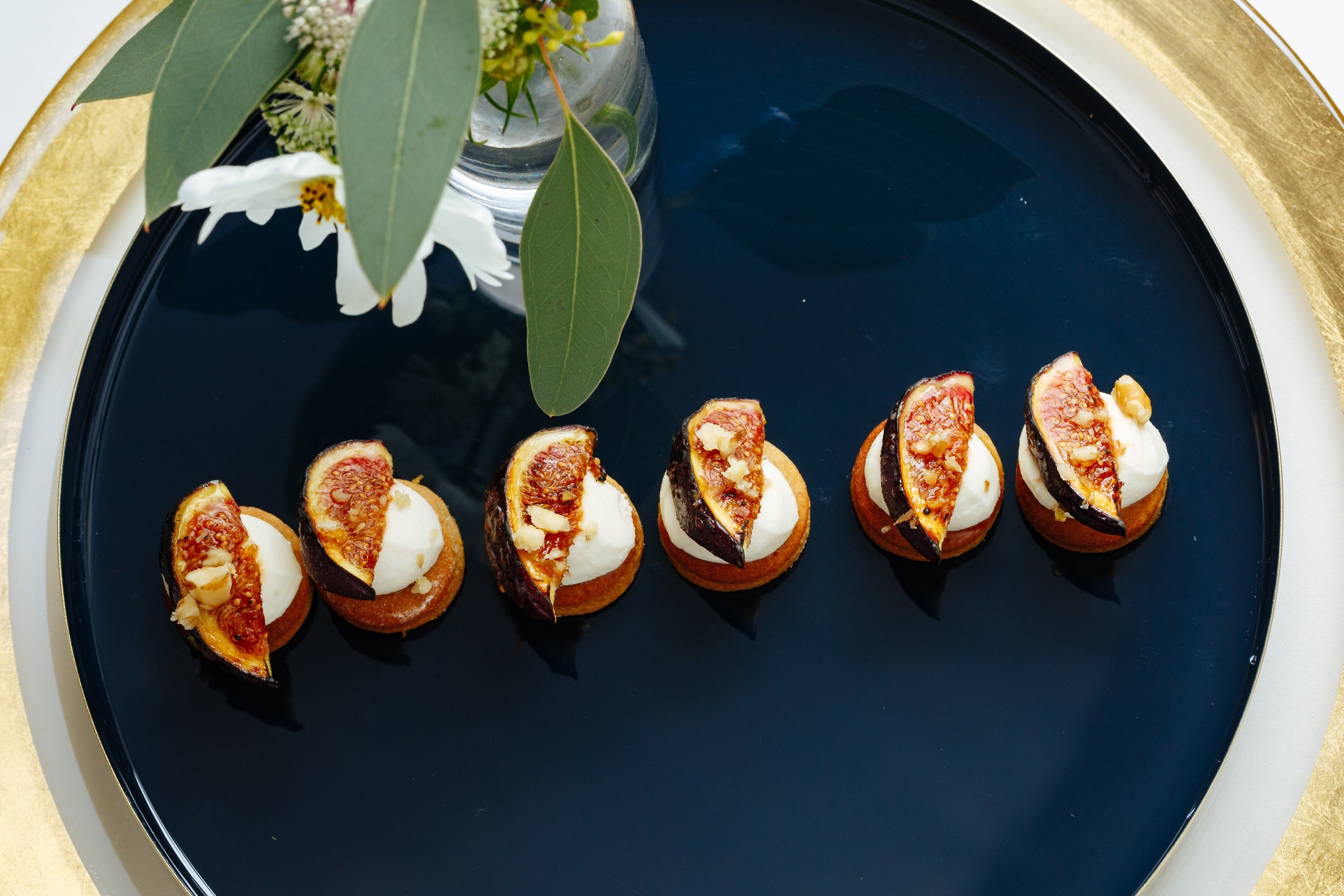The Perfect Christmas Canapés