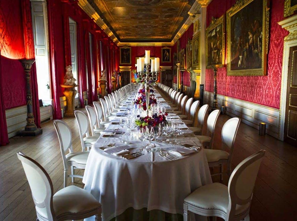 The King's Drawing Room, Kensington Palace