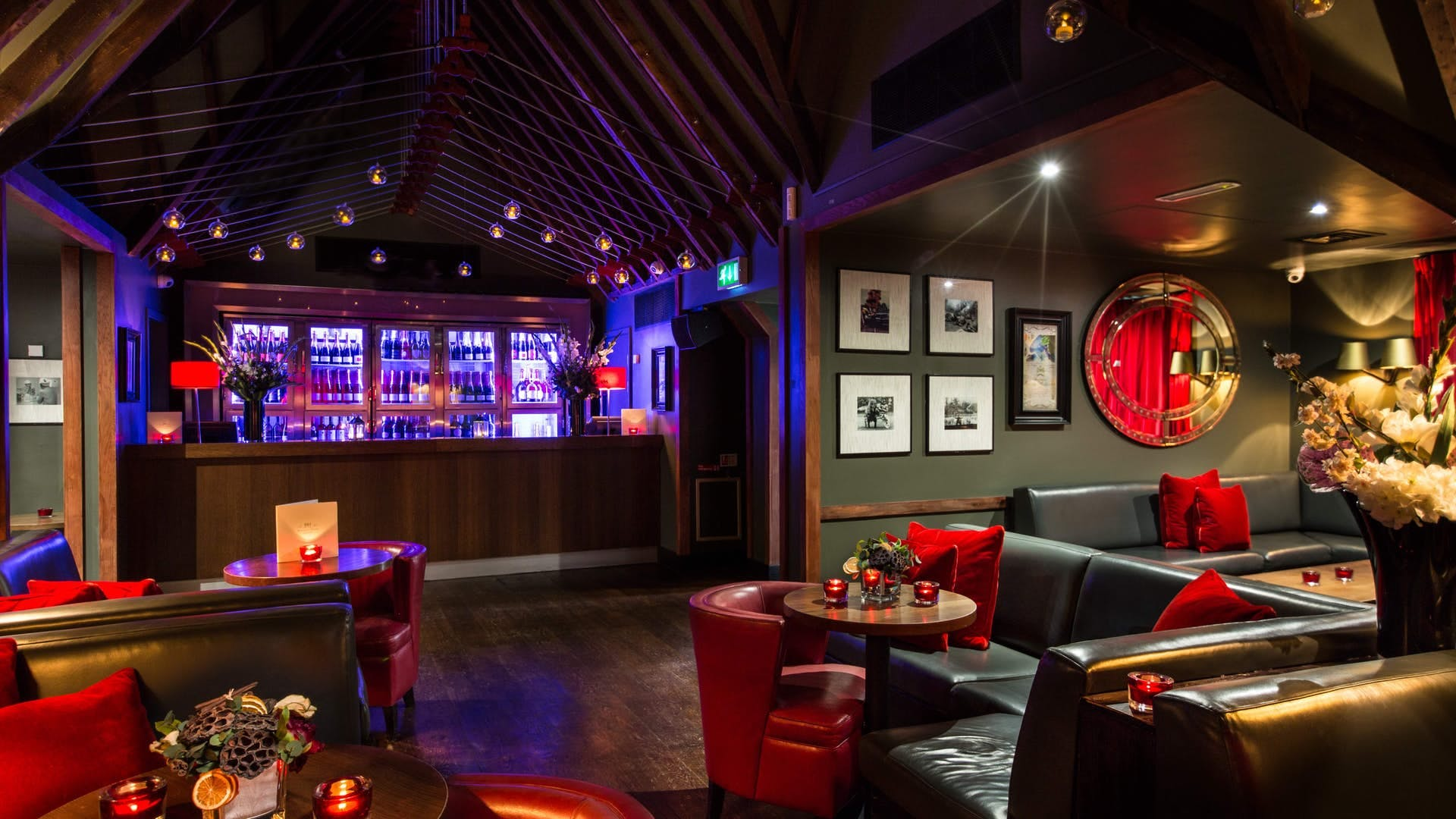 Bar at Beaufort House