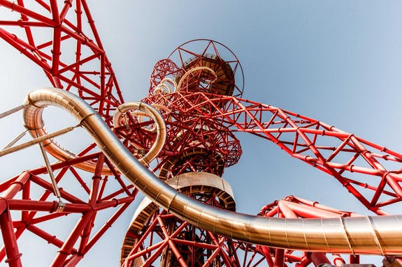ArcelorMittal Orbit, Hire Space