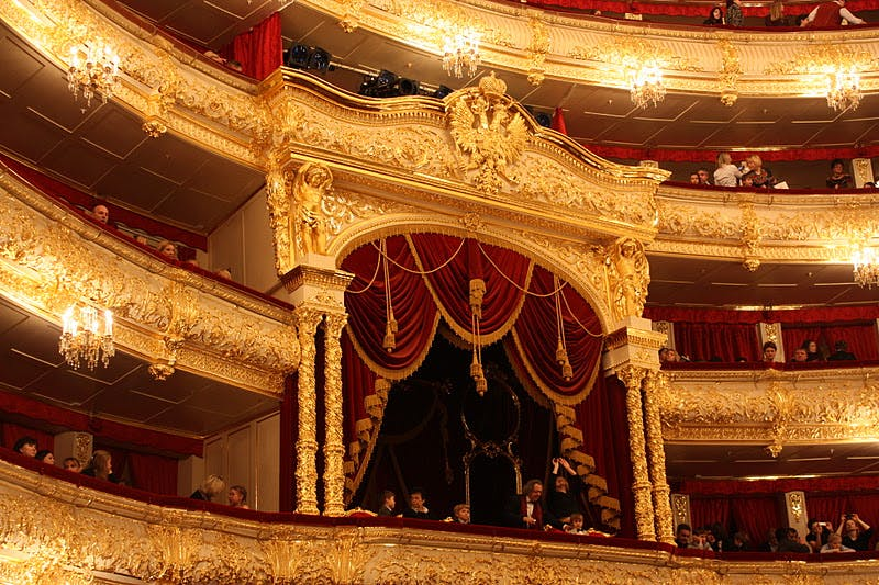 theatre royal gold leaf