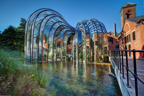 Bombay Sapphire Distillery, Hire Space