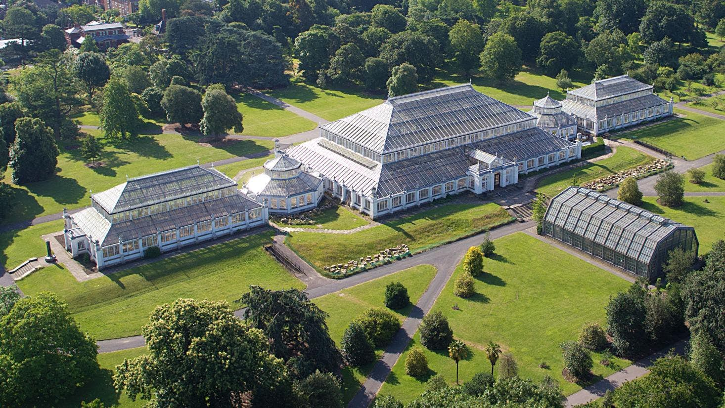 Temperate House - Kew Gardens, Hire Space